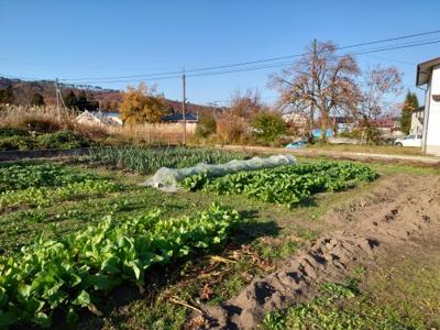【外観】米沢市舘山6丁目 土地