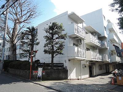 パイロットハウス北新宿 外観です。