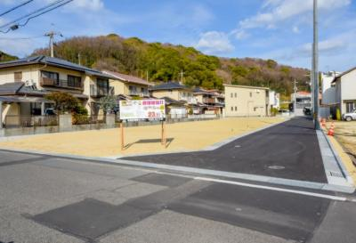 【外観】倉敷市福田町福田(5期)分譲地 2号地