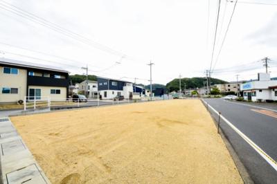 【外観】倉敷市福田町(4期)分譲地 1号地