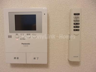 SAISON NOUVELLE 葛西の TV付インターホン☆