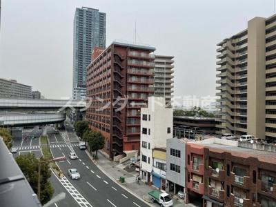【展望】BPRレジデンス天満橋