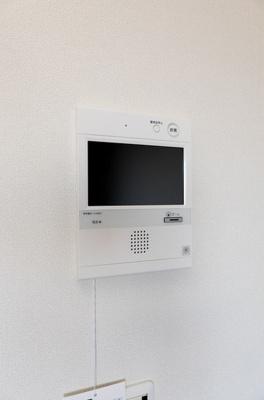 ヒューリック板橋のTV付インターホン