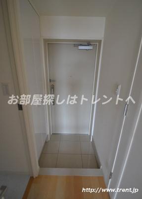 【玄関】ザプレミアムスイート高田馬場