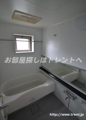 【浴室】ザプレミアムスイート高田馬場