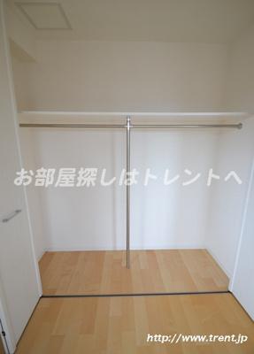 【収納】ザプレミアムスイート高田馬場
