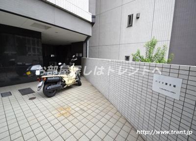 【駐車場】ザプレミアムスイート高田馬場