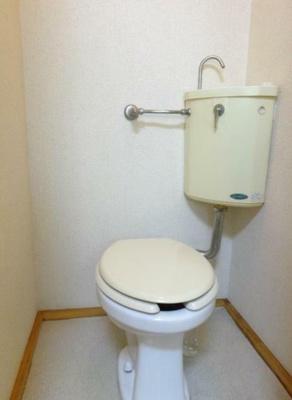 【トイレ】チェリーヒル小林3