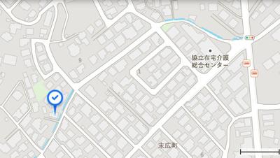 【地図】宇部市笹山町