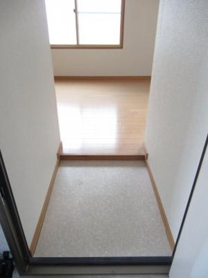 【玄関】コーポ西通り