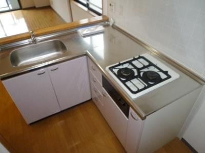 【キッチン】コモドール雷門