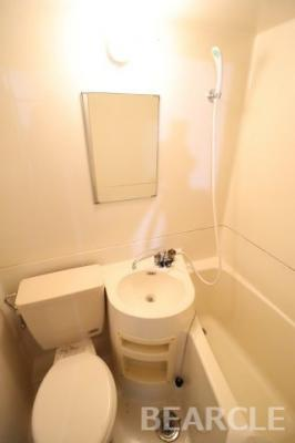【洗面所】うきたセラーズハウス