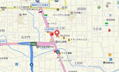 【地図】エクセル12