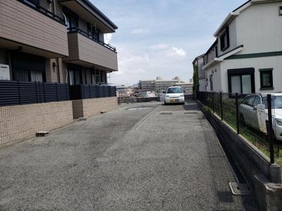 敷地内駐車場☆神戸市垂水区 パレ・シェール霞ヶ丘 賃貸☆