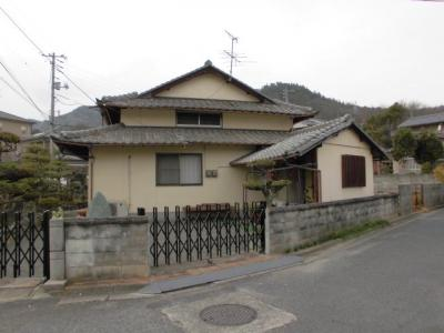 【外観】吉和町 中古戸建
