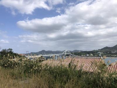 【区画図】瀬底島 オーシャンビュー土地