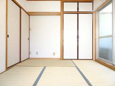 【寝室】ハイム島崎