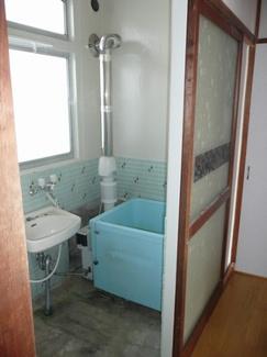 【浴室】後藤貸家 南町