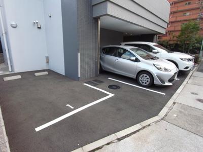 【駐車場】S-RESIDENCE千種