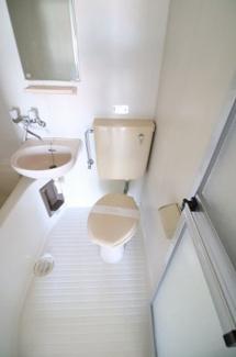 【トイレ】国立ヒルズ