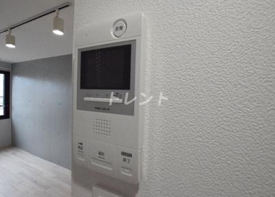 【設備】モダンテラス早稲田