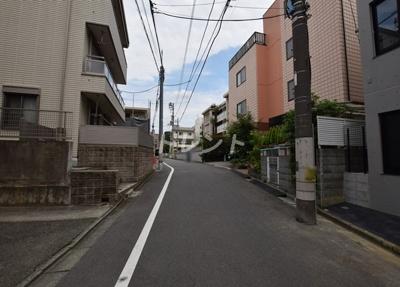【外観】モダンテラス早稲田