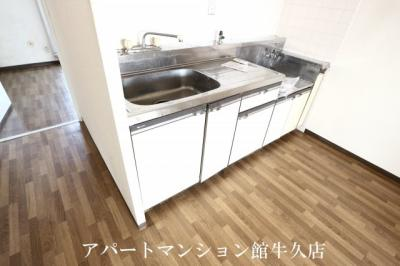 【キッチン】パストラル宮岡第1