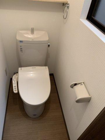 【トイレ】上賀茂朝露ヶ原町貸家