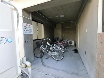 【駐車場】セレーン清和園