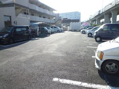 【駐車場】メゾン中塚