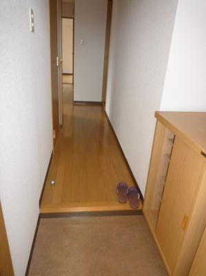 【玄関】ベルコ-ト2番館
