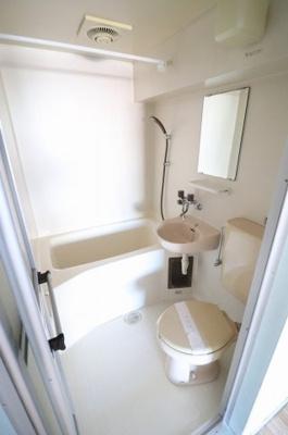 【浴室】国立ヒルズ
