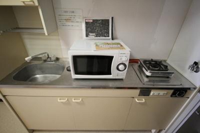 【キッチン】メゾンパークイン