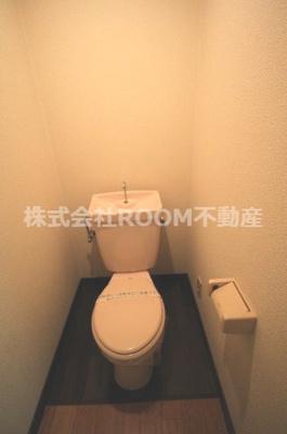【トイレ】メゾンパークイン