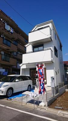 【外観】GRAFARE板橋区徳丸4期3棟