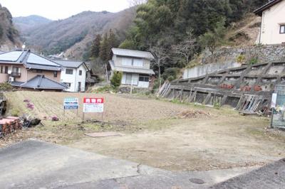 【外観】木ノ庄町木梨 売土地