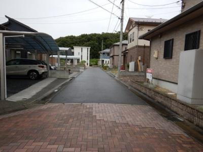 【前面道路含む現地写真】児島塩生中古