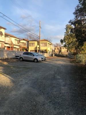 【外観】谷田石澄駐車場