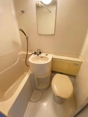 朝日プラザ堺東 風呂・トイレ