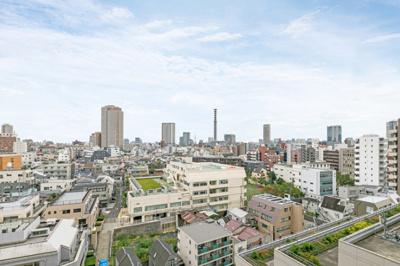 【展望】ローレルコート新宿タワー