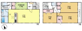 【前面道路含む現地写真】大津市唐崎1丁目30 新築分譲地