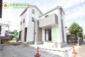 蓮田市椿山4丁目 3期 新築一戸建て ブルーミングガーデン 01の画像