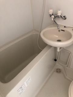 【浴室】ヒルズ深阪