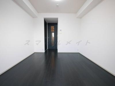 7.4帖のスタイリッシュなお部屋です。