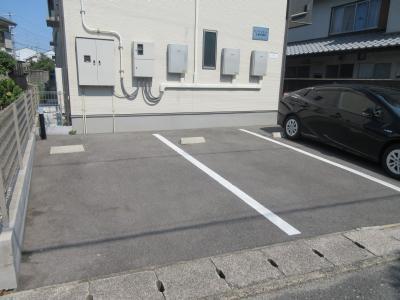 【駐車場】セントフィオーレ太秦天神川