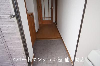 【玄関】アルカディア