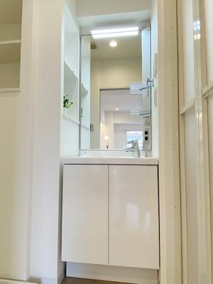 【独立洗面台】恵進マンション 9階 リ ノベーション済 家具 エアコン付
