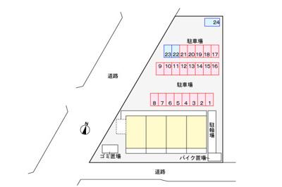 【区画図】セントピア