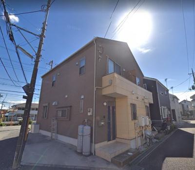 【外観】ナカノテラスハウス