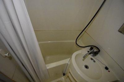 【浴室】藤原マンション㈱Roots